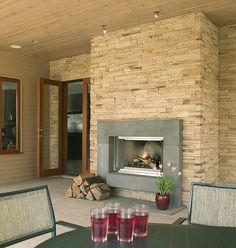 Fireplace Surround - Block Surround by Solus Decor