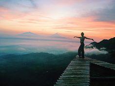 Punthuk Mongkrong - Indonesia