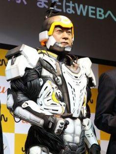 松平健さんロボットにwwww | A!@attrip