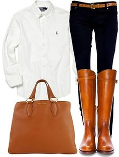 A little preppy, but I like...