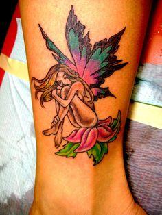 Fairy Tattoo By Toast79 On DeviantART