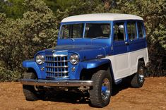 1953 Willys Station Wagon - Photo submitted by Richard Durham.