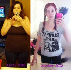 Before and After Weight Loss, lose belly fat, lose stomach fat, lose fat Check out Dieting Digest