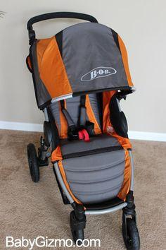 Bad news for this stroller addict ;) NEW BOB Motion Stroller