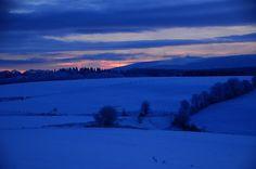 Sonnenaufgang am Brocken