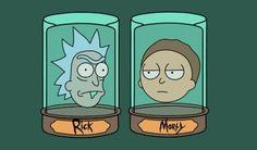 Rick and Morty x Futurama