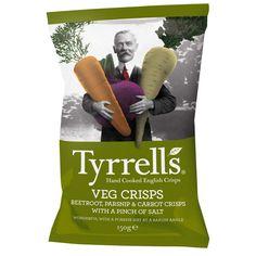 Tyrrells Mixed root vegetables 150 g online bestellen | AH.nl