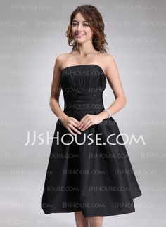 Bridesmaid Dresses - With a white sash would be perfect