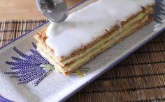 A világhírű francia sütemény receptje, így készül a Mille Feuille! Ínycsiklandó vaníliakrémes finomság! - Bidista.com - A TippLista!