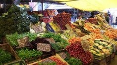 radicheta; lechuga morada; coliflor; rabanito  (esp) X  radicchio; alface roxa; couve-flor; rabanete (port)