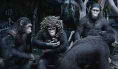 dawn of the planet of the apes scenes - Google Search