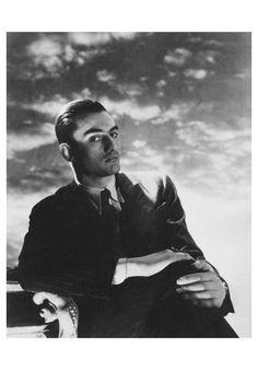 Horst P. Horst. Luchino Visconti, 1936
