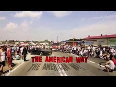 American Cars Mania  The 5th Edition Invitation