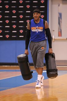 Carmelo Anthony, NY Knicks