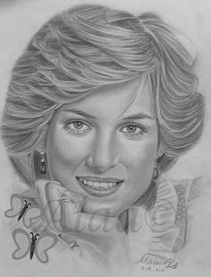 Lady Diana par Wendy77