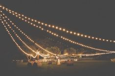 string lights. Follow us and get more wedding ideas and inspiration, wedding dresses for sale, wedding quotes you will love. #Weddings #NewAdoringDress.com