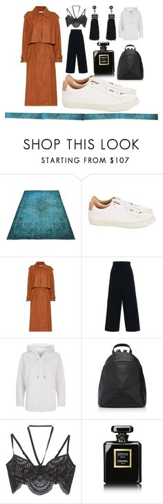 """""""we trigger avalanches unknowingly"""" by onlyethical ❤ liked on Polyvore featuring Veja, STELLA McCARTNEY, adidas, Matt & Nat, For Love & Lemons, Chanel and Nush"""