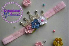 Bow Hairband, Diy Headband, Diy Bow, Diy Hair Bows, Hair Slide, Kanzashi Flowers, Diy Hair Accessories, Baby Bows, Ribbon Bows