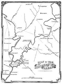 Creek Indian Symbols | Alabama Creek Indian Symbols