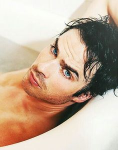 Ian Somerhalder's eyes are just ridiculous! <3