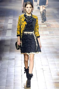 Touch of #yellow - Lanvin ~ETS