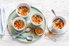 Mug French Toast Recipe from Peapod - Mug French Toast Recipe from Peapod - Filling Snacks, Easy Snacks, Healthy Snacks, Breakfast Dishes, Breakfast Recipes, Brunch Recipes, Breakfast Ideas, Mousaka Recipe