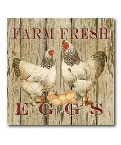 Hen ~ Egg Art | Farm Printable