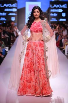 Anushree Reddy showcasing her latest LFW collection at Bridal Asia, 2015 | Hotel Ashok, New Delhi | 17th-19th October 2015 | #bridalasia #anushreereddy