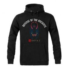 3XL dota 2 herói hoodie para meninos Anub'seran padrão