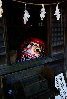 Japanese Daruma doll だるま