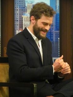 Jamie Dornan on LIVE with Kelly & Michael Pictures - Quotes, Scenes,Video,Soundtrack,Christian Grey - 50 Shades of Grey Movie ♥ online