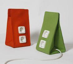 fun electrical socket idea