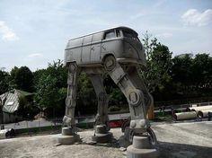 VW Bulli Imperial Walker on http://www.drlima.net