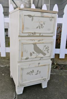 Emily's Up-cycled Furniture