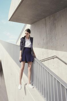 Encapsulating casual elegance with LACOSTE
