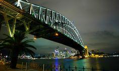 2048x1238 HQ Definition Wallpaper Desktop sydney harbour bridge