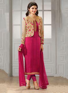 Buy Online Irresistible Turquoise Designer Palazzo Salwar Kameez