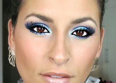 Coisa linda Make azul
