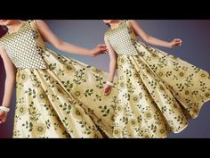 Beautiful Babies, Baby Dress, Make It Yourself, Simple, Youtube, Easy, Dresses, Design, Fashion