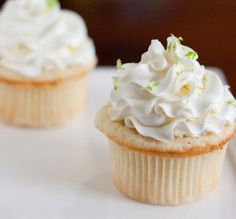 Margarita+Cupcakes