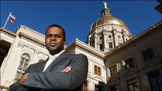 Our Mayor! I love him because he re-opened and renovated all the recreation centers in city.  Neighborhoods are better when the kids and seniors can get out and get active.  Kasim Reed is good people.