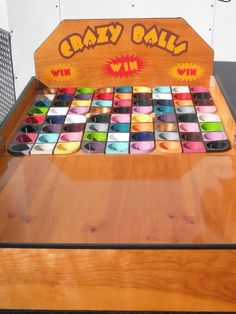 rolling marble carnival game - Google Search