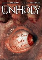 Unholy  - FULL MOVIE - Watch Free Full Movies Online: click and SUBSCRIBE Anton Pictures  FULL MOVIE LIST: www.YouTube.com/AntonPictures - George Anton -   Adrienne Barbeau and Nicholas Brendon star in this provocative shocker about a mother's investigation into the grisly suicide of her daughter. But what begins as a family tragedy will soon lead to a conspiracy of bizarre crimes, occult carnage and a necromancer who may control a dark new trinity of warfare. How far would ou...wer...