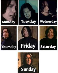 Thank you Snape!