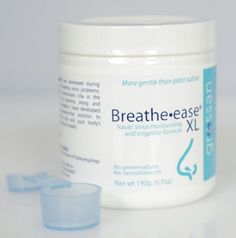 Neti Pots and Cleansers: Grossan Breathe-Ease Nasal Moisturizing And Irrigation Solution Mix - 6.7Oz 190G BUY IT NOW ONLY: $248.88