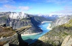 Troll's Tongue, Noorwegen