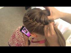 Flechtdutt / Braided Bun I WhenMaryPaints - YouTube