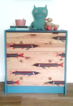 Hauki-dresser