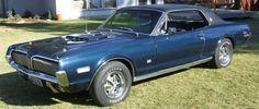 1968 Mercury Cougar XR7G 427.  Bad.  Ass.