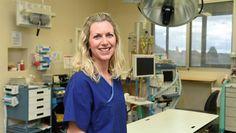 Nursing alumna Kylie Cross has become the first nurse practitioner at St John of God Hospital in Ballarat. #nursing #UOMAlumni
